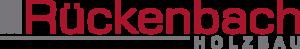 Rückenbach Holzbau Logo